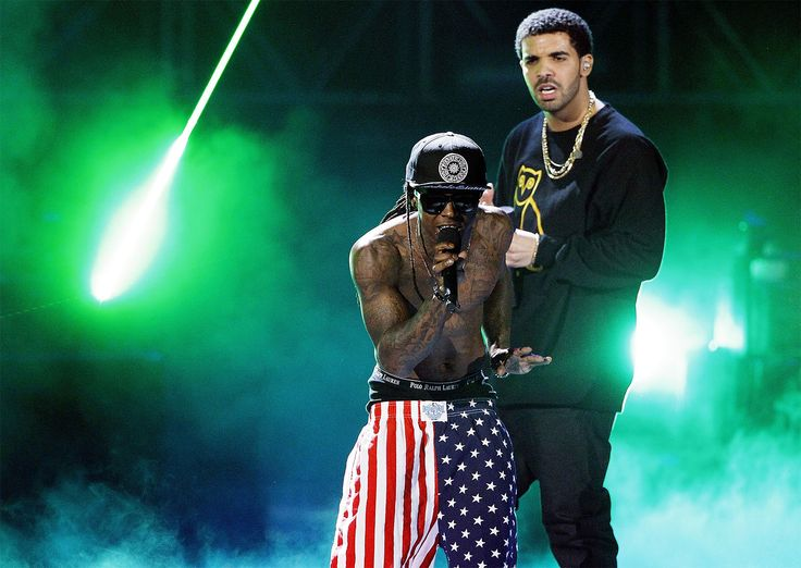 Lil Wayne And Drake Tour In New 'Grindin' Music Video