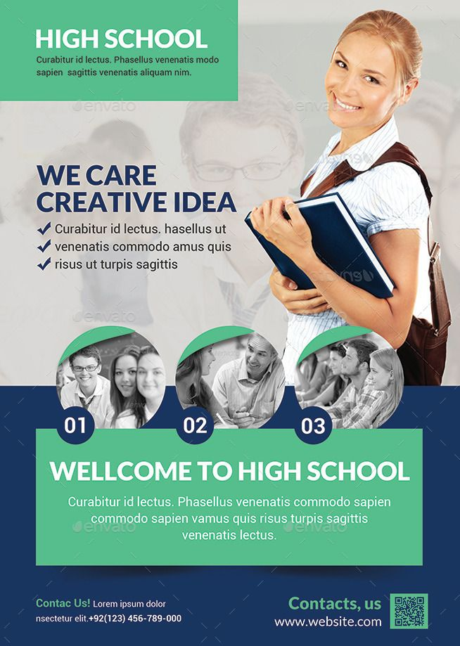 high school flyer bundle school high bundle flyer