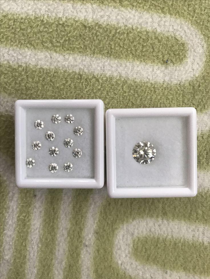 Муассанит белый Форевер Оне цвет Е чистота VVS1 +79161111030 WhatsApp Инстаграм gold_moissanitehaus_diamond изготовление ювелирных украшений любой сложности
