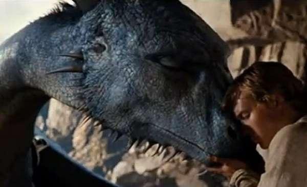 eragon blue dragon Saphira