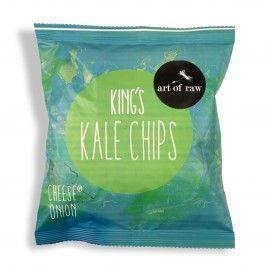 KING'S KALE CHIPS
