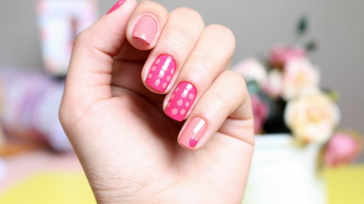 Nail Art on Youtube channel  Canal Angelli