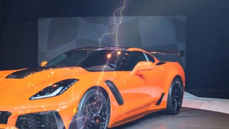 Watch Now...!! 2019 Chevy Corvette ZR1: All hail the 755-Horsepower C7 King