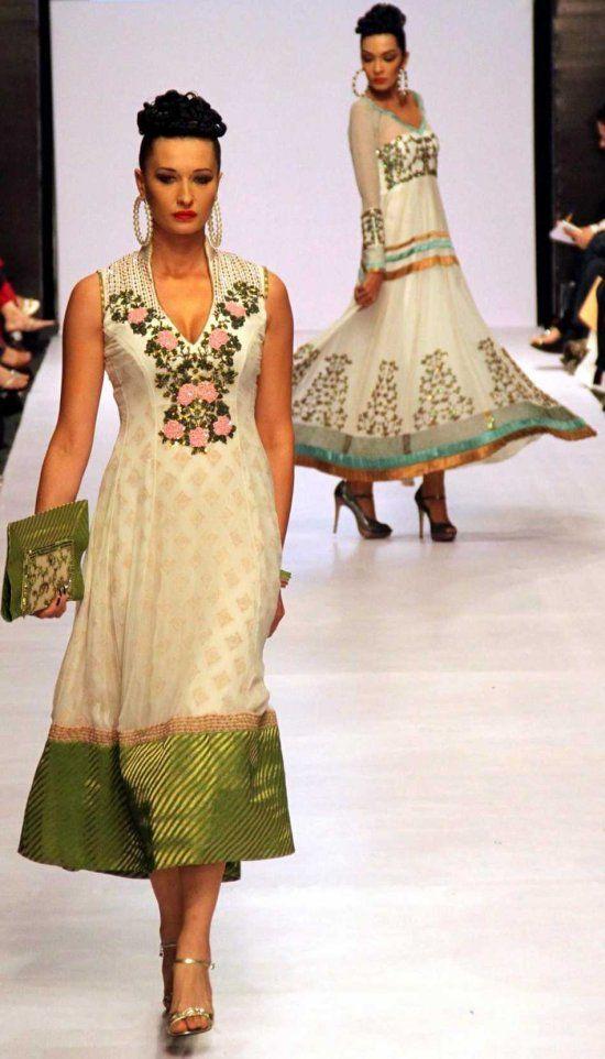 fashion+world | Fashion world latest Fashion: Pakistani frocks designs fashion styles ...