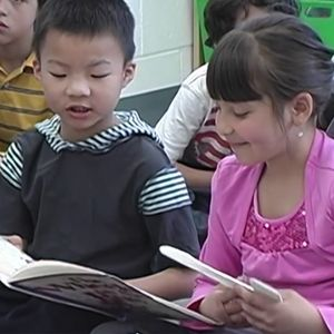 Partner reading is a very beneficial way to build students' fluency and expression when reading. In this activity, students take turns reading aloud to one another. It is help to pair students with lower fluency with those who are more fluent readers (RR, 2017). However, it can also be helpful for pairs at the same fluency level to practice re-reading a familiar story they have read before to one another (RR, 2017).