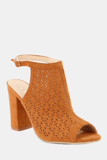 Footcover Block Heel Sandals from Mr Price R179,99