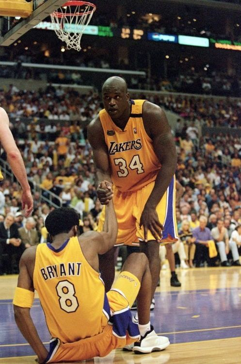 Shaq and Kobe - LA Lakers