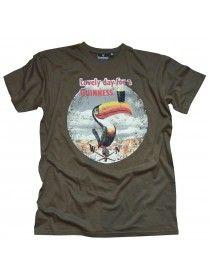 Men's Guinness Toucan  T-Shirt