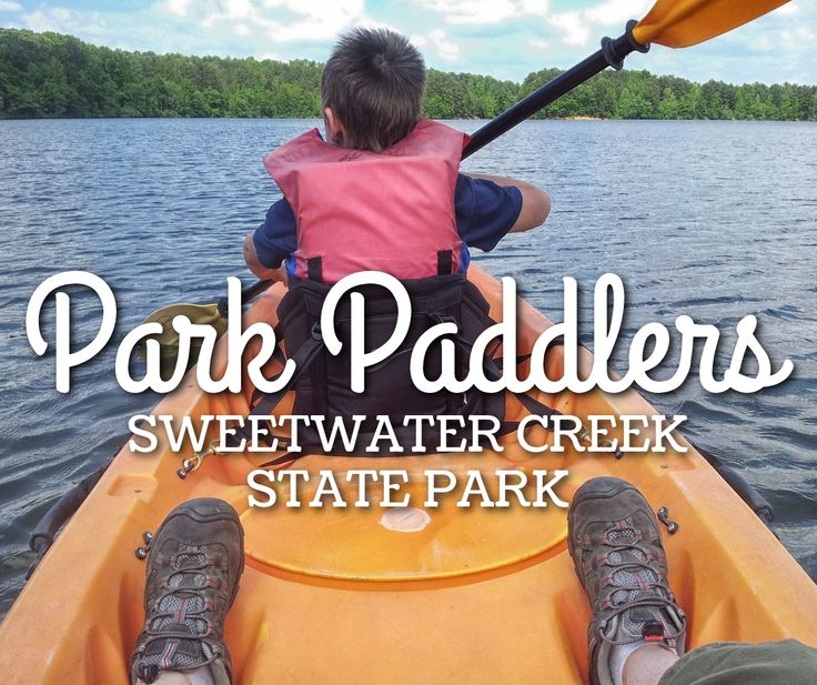 Become A Park Paddler At Sweetwater Creek State
