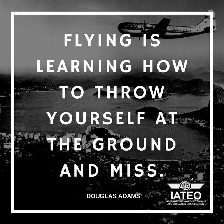 Airplane Quotes: Best 25+ Aviation Quotes Ideas On Pinterest