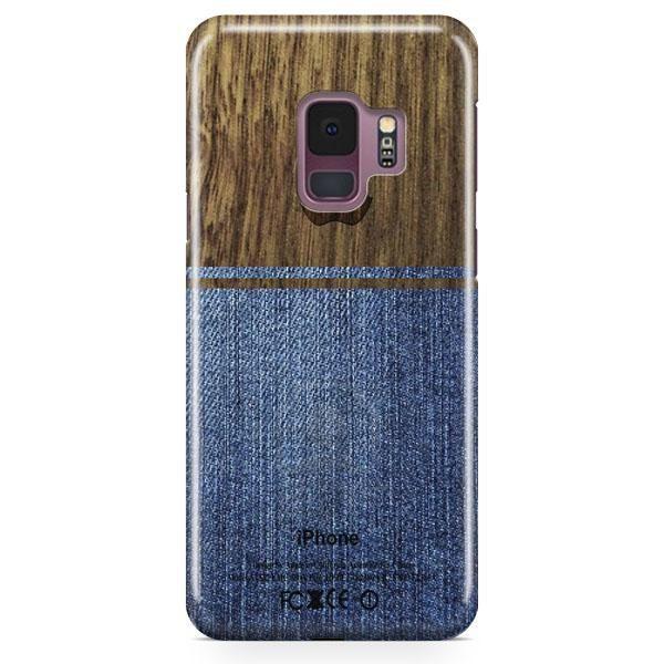 Man Of Steel Superman 2013 Samsung Galaxy S9 Case   casescraft