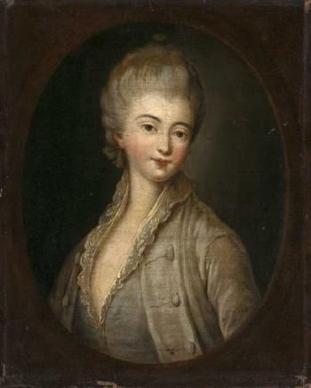 Madame du Barry, 1770's by a follower of FRANCOIS HUBERT DROUAIS