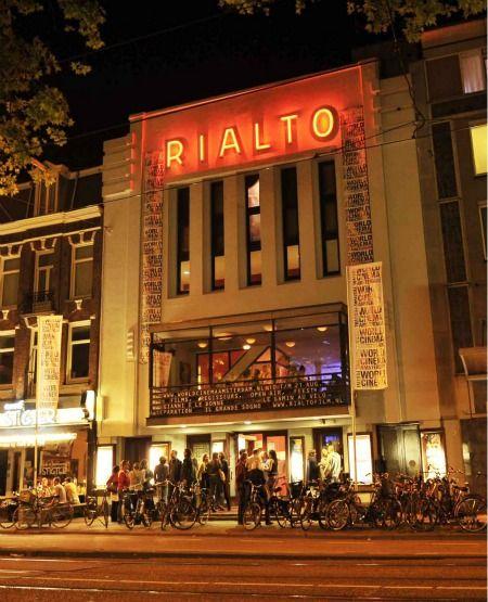 Rialto, Bioscoop, Ceintuurbaan, Amsterdam.