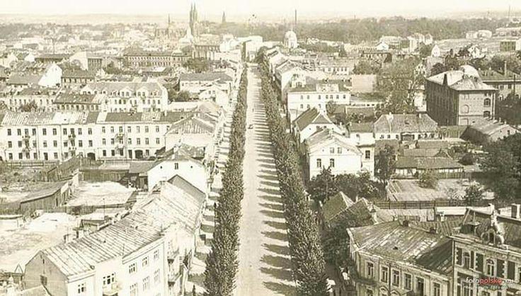 Lipowa 1916