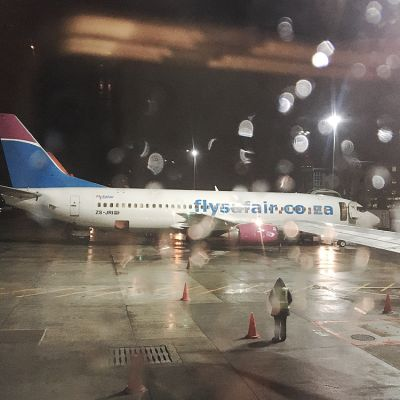 Flysafair | Flying with an African Budget Airline.