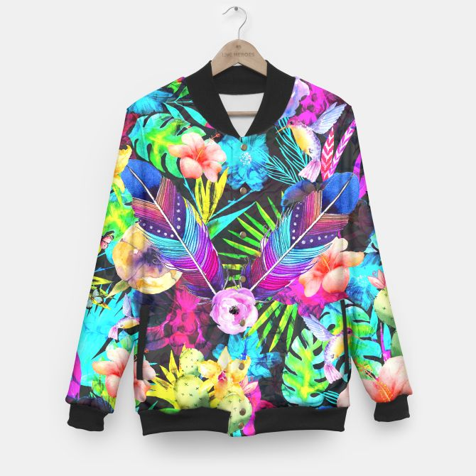 hawaiian jacket