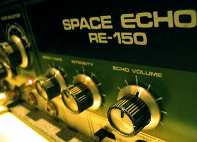 Space Echo:  Definately the first peice of equipment I will buy.