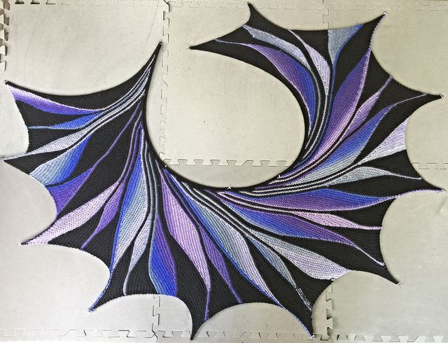 Ravelry: Rigoles pattern by maylin Tri'Coterie Designs