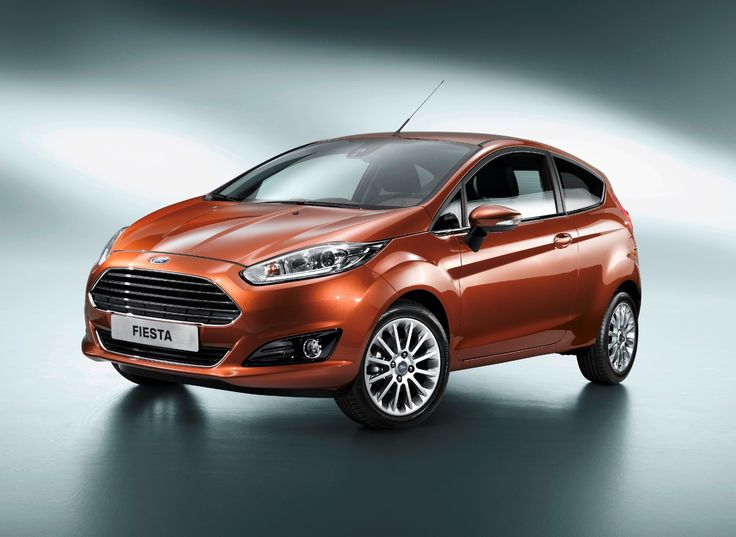X-tra veel uitrusting: Ford Fiesta Titanium X