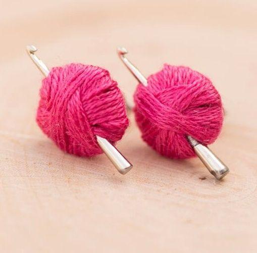 Crochet Hook Earrings: 276 Best Earring Designs Images On Pinterest