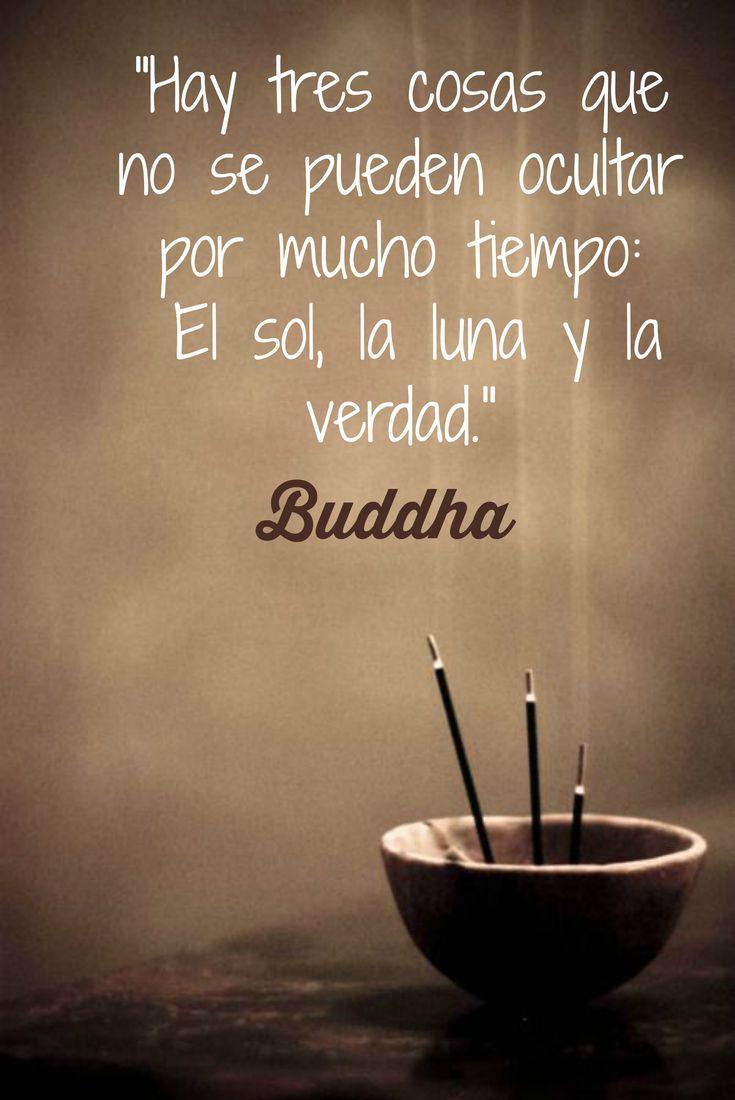 Buddha el sol, la luna y la verdad