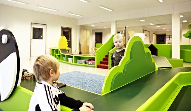Dsgn For Kids Vittra School Brotorp Stockholm Sweden By