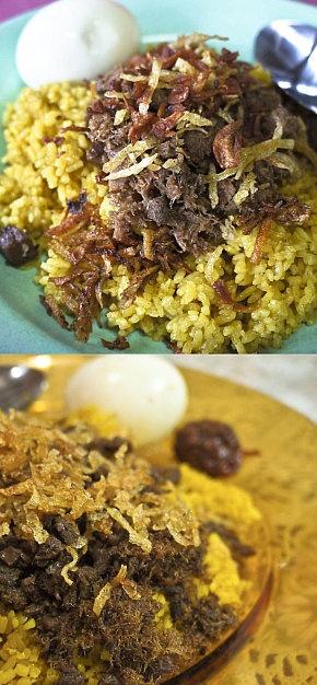 Nasi Kuning Manado