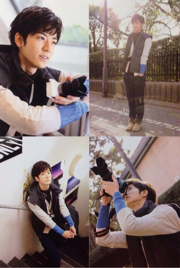 yuto nakajima / hey say jump