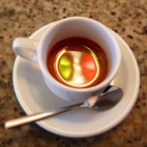 Todo el aroma y sabor de Italia en un café espresso de Stizzoli en Panamá