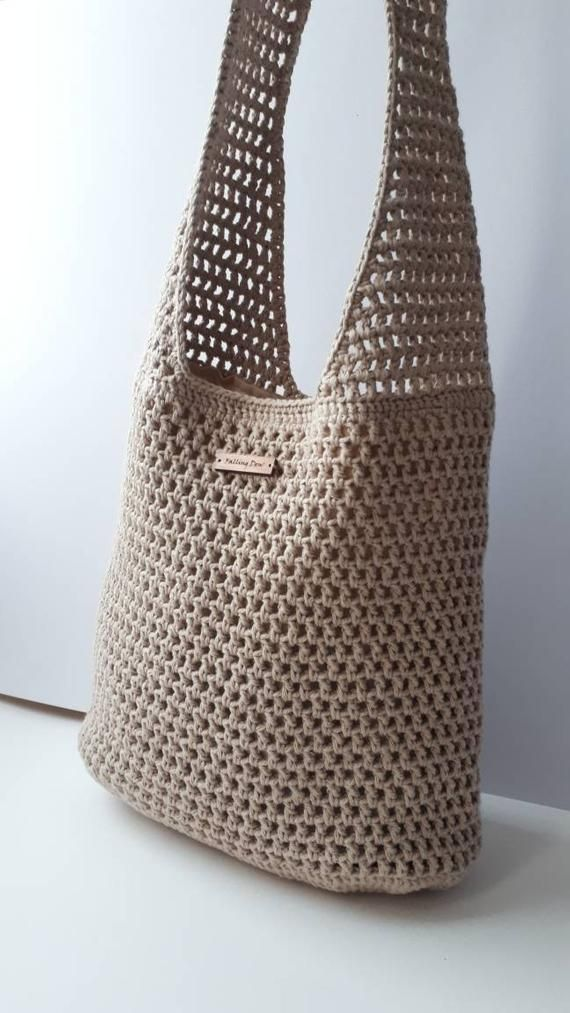 Crochet Handbag, Tote Bag, Crochet Bag, Tote, Handbags, Summer Crochet Handmade