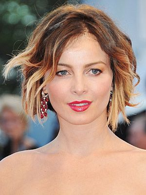 Violante Placido Hairstyles   August 29, 2012   DailyMakeover.com Haircuts for Square Faces...