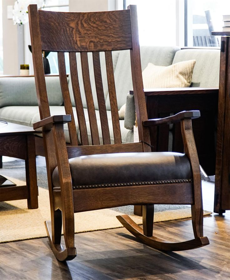 26 best Rocking Chairs images on Pinterest  Chair swing