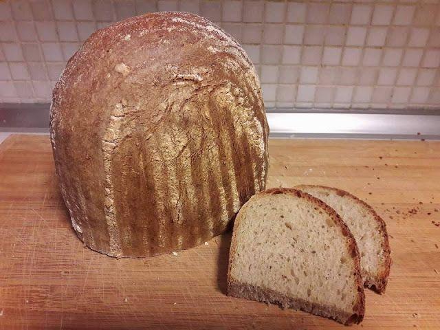 Divá   Divizna: Pivní kváskový chléb