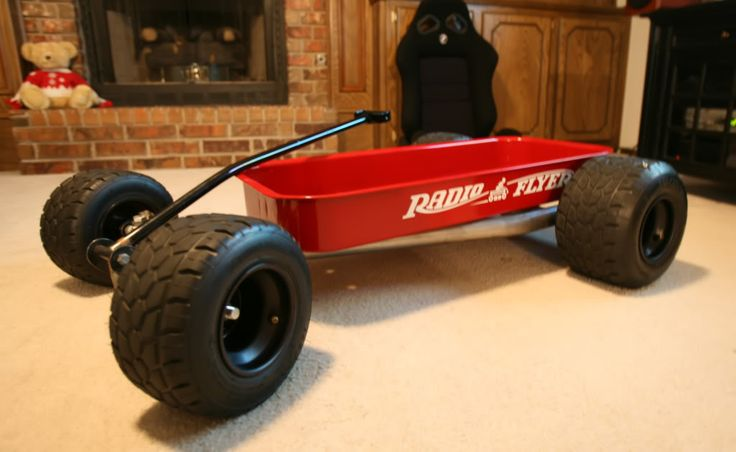 Custom radio flyer wagon pics and ideas??? - Page 18 - THE H.A.M.B.