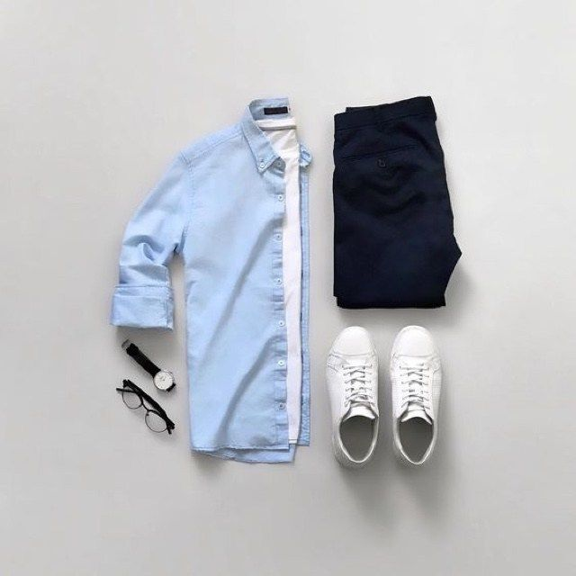 men's street style outfits for cool guys Stylish Mens Outfits, Casual Outfits, Men Casual, Casual Styles, Stylish Clothes, Casual Wear, Summer Outfits, Mode Outfits, Fashion Outfits