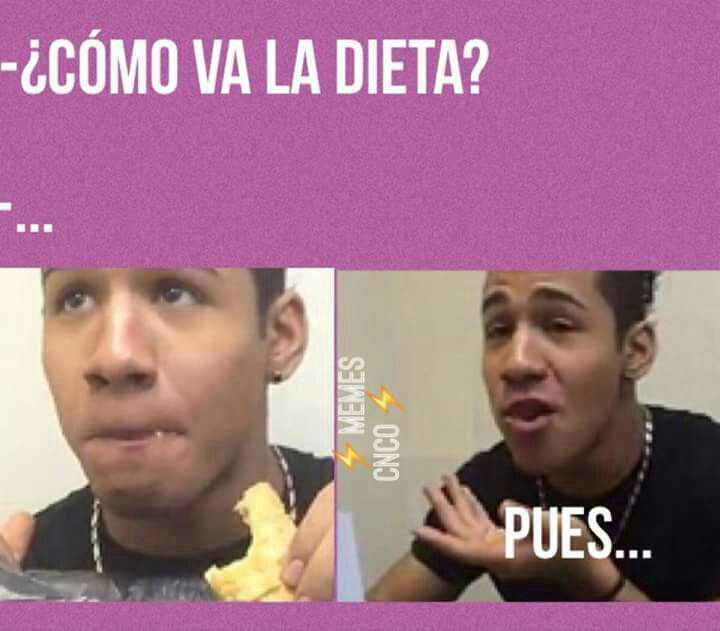 CNCO Memes - 16 Dieta - Wattpad