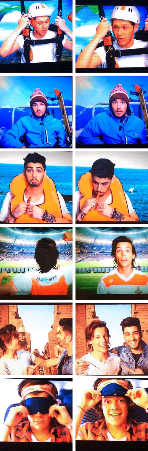 From the little videos they play at WWA :)