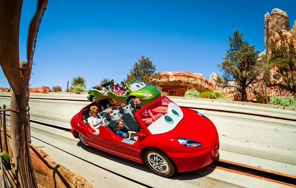 If you have 1 day at Disney California Adventure and want the best plan for doing Cars Land, the most rides, best restaurants, read our strategy guide and plan of attack!