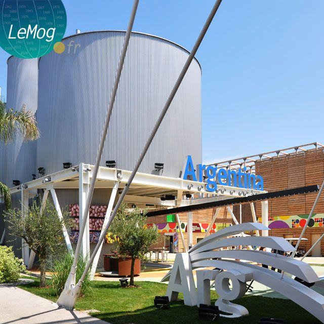 Expo 2015 Milano Blog: Argentina pavilion at Expo 2015 Milano