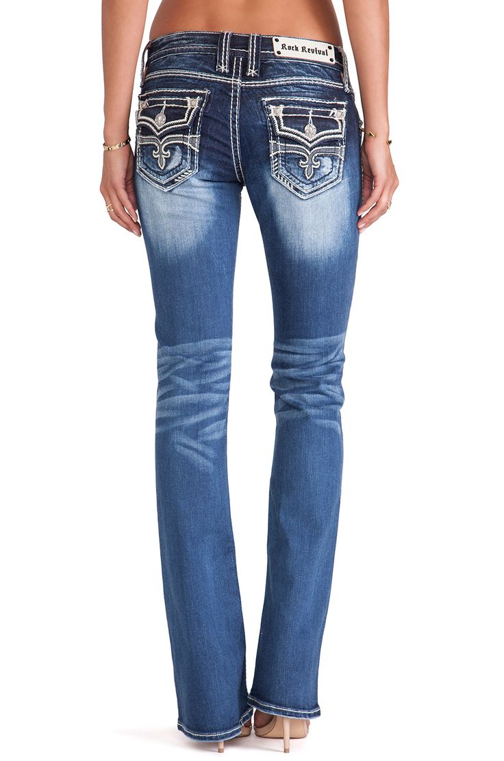 17 Best images about Rock Revival Jeans I Own on Pinterest | Revolve clothing Rock revival and ...