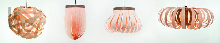 Leuchten aus Furnier - design by LJ Lamps. Lichtmenge und Schatten an den Wänden können durch den Einsatz von unterschiedlichen Lampen beeinflusst werden... #holz #wood #furnier #veneer #lampe #lamp #leuchte #design #berlin #modern #vintage #ljlamps #unikat #interior #interiordesign #interiordecorating #deco #light #lighting #decor #love #me #follow #photooftheday #beautiful #like #repost #art #photo #home