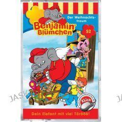 Hörbuch: Benjamin Blümchen 052. Der Weihnachtstraum. Cassette Von Elfie Donnelly, Audiobooki w języku niemieckim <JASK>
