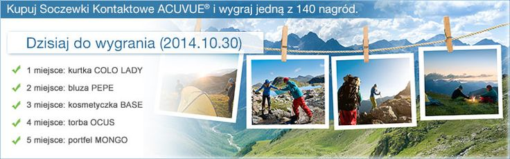 BE ACTIVE Z ACUVUE