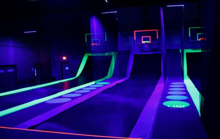 New at Bounce! Trampoline Sports (310 Michael Dr., Syosset) is the Galactic Jump N' Glow. Every Friday and Saturday night from 8 p.m. to 11 p.m., kids can jump, bounce and play under black lights for a cool, glow-in-the-dark setting. UV-reactive accessories will be available. Price: $15 for 60 minutes, $20 for 90 minutes, $25 for 120 minutes.