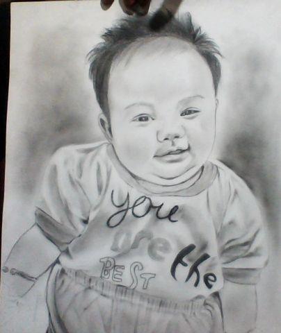 Lukis Wajah Sketsa Wajah Pekanbaru ART. Mengerjakan Pesanan Sketsa Wajah Lukis Wajah Lukisan Pensil dan Karikatur. HP/WA/Line 08127657425  BBM: 5D995D9D