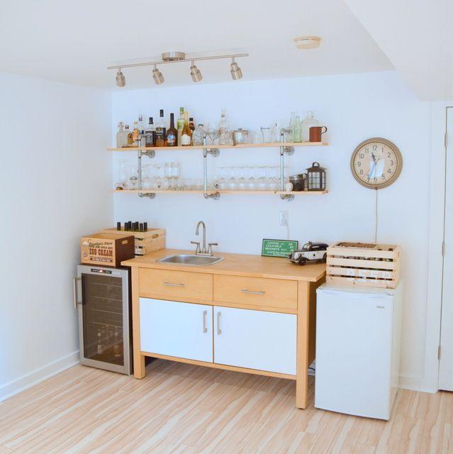 Ikea Kitchenette: 1000+ Images About Basement On Pinterest