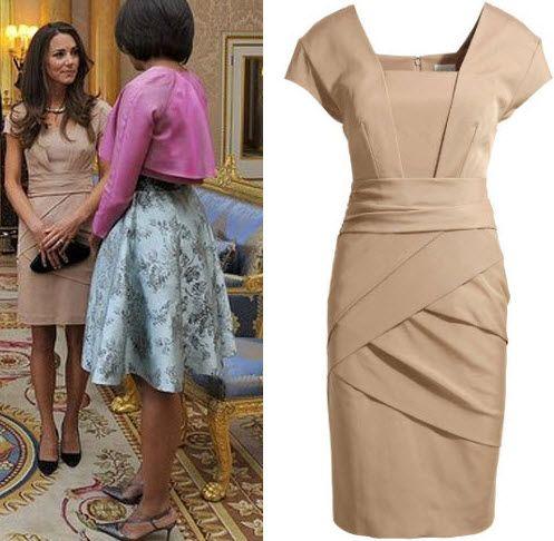 Kate Middleton in Reiss. Darling.: Bandage Dresses, Black Pump, Style, Shola Bandage, Shola Dress, Michelle Obama, Beautiful Dresses, Cocktail Dresses, Reiss Shola