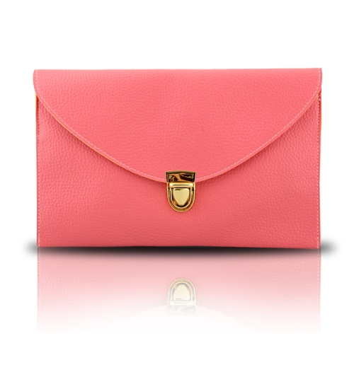 GOTG Pink Clutch on glamouronthego.co.uk