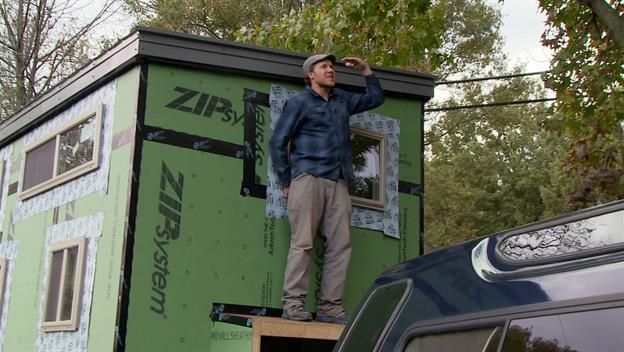 Watch the 204 Sq Ft Climbing Gym full episode from Season 2, Episode 3 of FYI's Reality series Tiny House Nation.