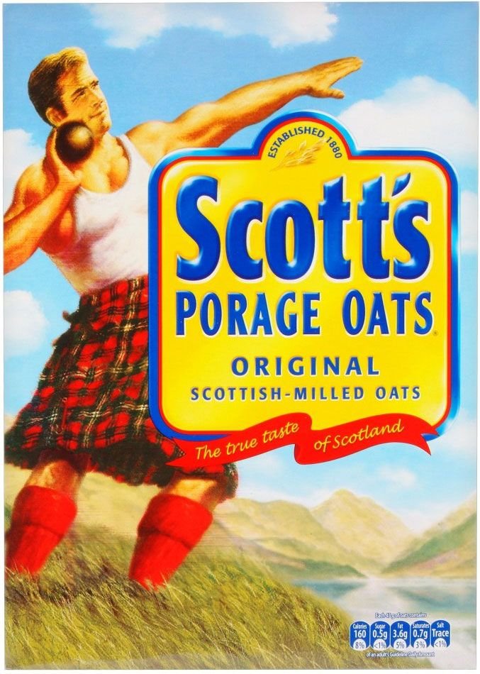 Scotts Porage Oats Original
